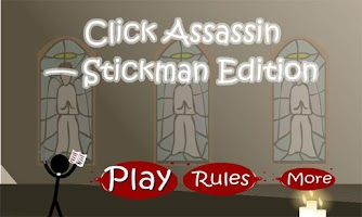 Screenshot of Stickman Click Assassin