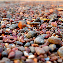 Rolling Stones by Deepak Rudra - Abstract Patterns ( macro, pebbles, rockies, beach, stones, close up )
