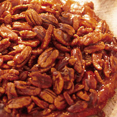 Upside-Down Pecan Pie