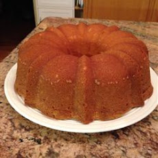 Cream Cheese Pound Cake I