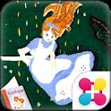 アリスの手作り絵本1 for[+]HOMEきせかえテーマ icon