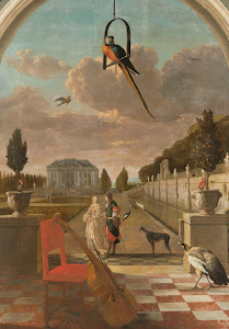RIJKS: Jan Weenix: painting 1719