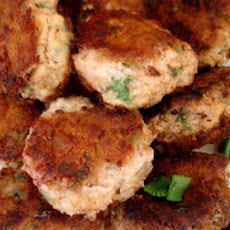 Cilantro Chicken Nuggets