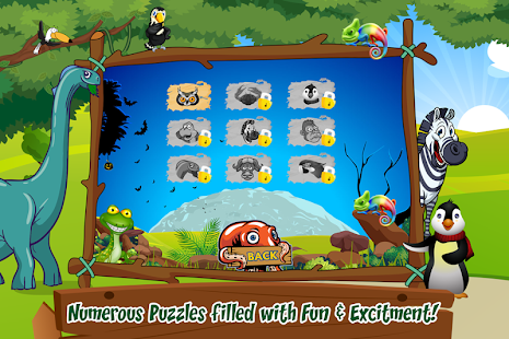 Animal Puzzle Magic Jigsaw - screenshot
