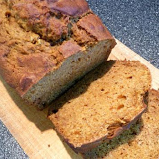 Pumpkin Autumn Bread