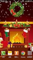 Screenshot of Christmas Cute Live Wallpaper