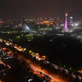 Monas... by Dwi Ratna Miranti - Buildings & Architecture Statues & Monuments