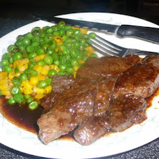Honey Steak Marinade