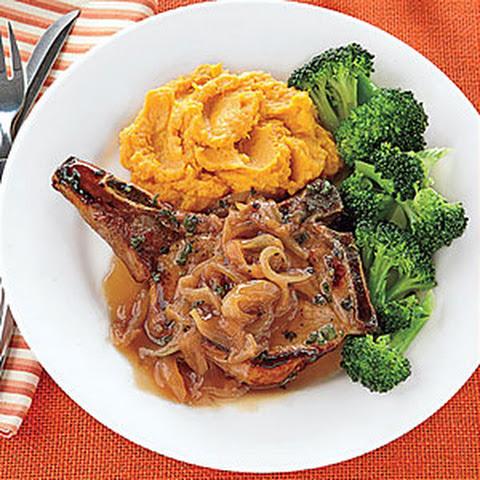 pork chops iii pesto stuffed pork chops corn bread stuffed pork chops ...