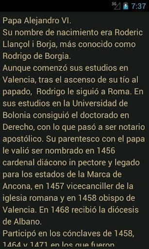 【免費書籍App】Los Borgia. Crimen y Pasión-APP點子