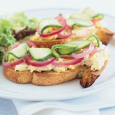 Sumptuous Egg Salad Sandwiches