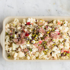 Black Pepper Cauliflower Salad
