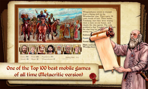 King of Dragon Pass For PC