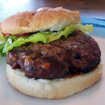 Cheddar Bacon Hamburgers