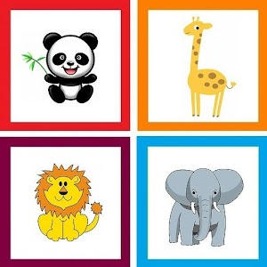 Baby learn language with card4