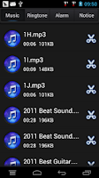 Screenshot of Best Funny Ringtones