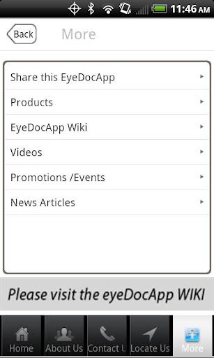 Emery Eye