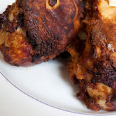 Green Chile Fried Chicken