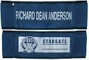 Richard Dean Anderson Chair Back