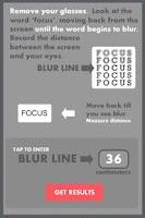 Screenshot of Myopia Calculator