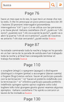Screenshot of Curso de Italiano