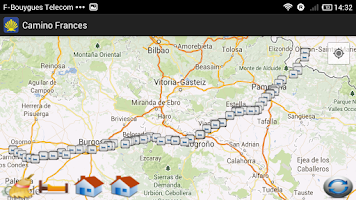 Screenshot of Los Caminos de Santiago