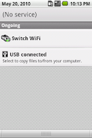 Screenshot of Switch WiFi