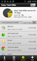 Screenshot of Easy Task Killer Advanced