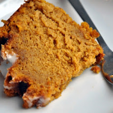 Not Just for Fall Pumpkin Cake