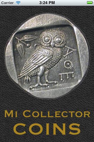 Coin Collection Catalog