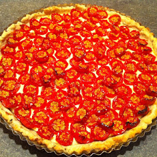 Cherry Tomato Tart Remix