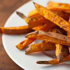 Quick Sweet Potato Fries