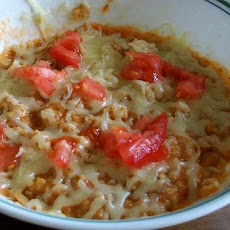Pizza Oatmeal