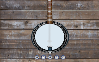 Screenshot of Banjo Tuner