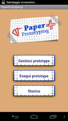 Paper+ Prototype
