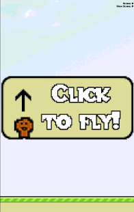 Flappy Chicky - screenshot