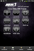 Screenshot of Have Bible Will Travel Church