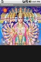 Screenshot of Vishnu Mantra - Meditation