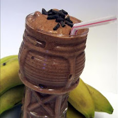 Chocolate-Banana Shake