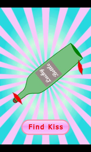 spanish bottle game kiss fun