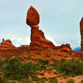 by Becky Holmes - Landscapes Deserts ( desert, rock formations, sandy, landscapes, rocks, deserts )