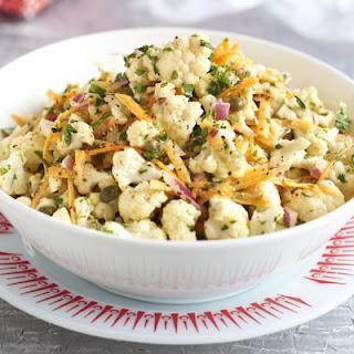 Carrot Cauliflower Salad Recipes
