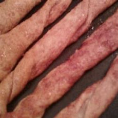 Orange Cinnamon Sticks