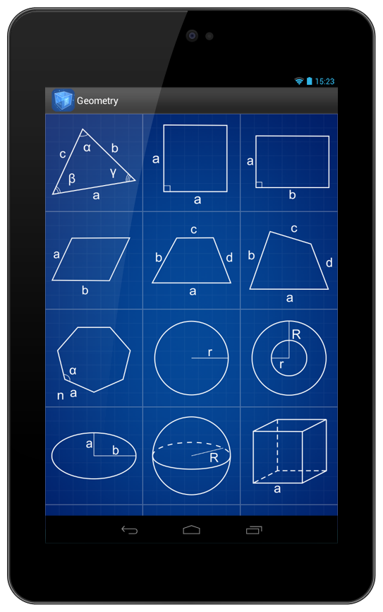Geometry Calculator Screenshot 15