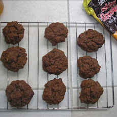 Chocolate and Orange Marmalade Cookies