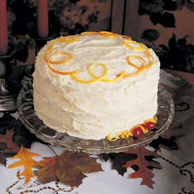 Lemon Orange Cake