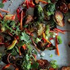 Nicolaus Balla's Warm Brussels Sprouts with Honey, Caraway, and Lime (Bar Tartine)