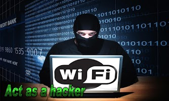 Screenshot of Hack Wifi Password