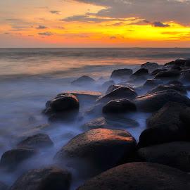 bebatuan by Rico Sajoo - Landscapes Sunsets & Sunrises