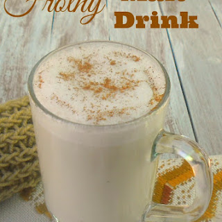 Frothy Drinks Milk Recipes